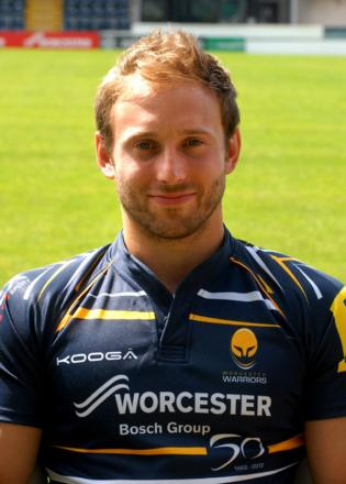 CHRIS PENNELL: Named in England's match-day squad for the first Test in New Zealand.
