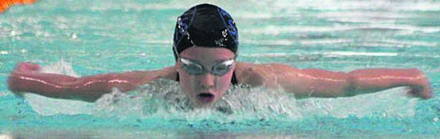 Evesham Journal: Swimming