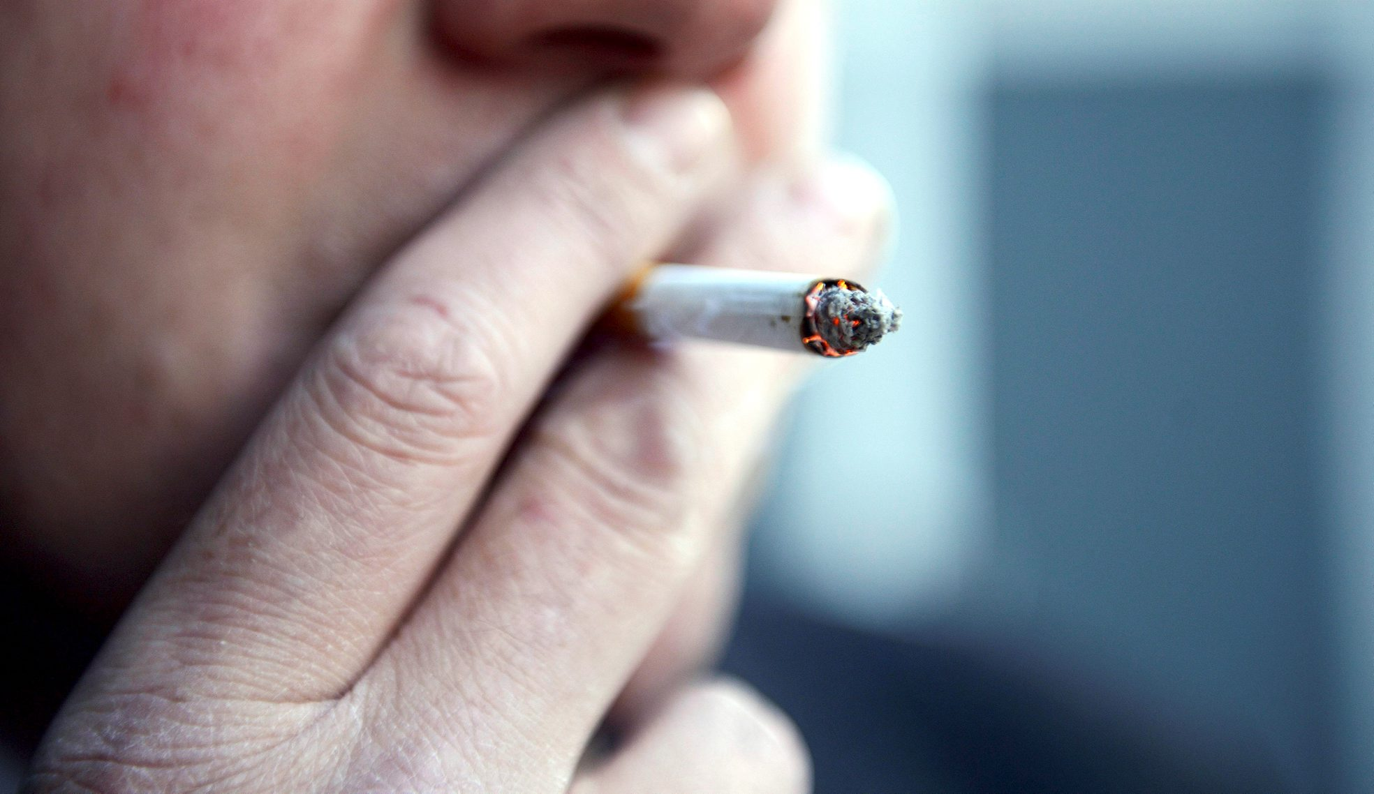 Council won't ban staff from smoking
