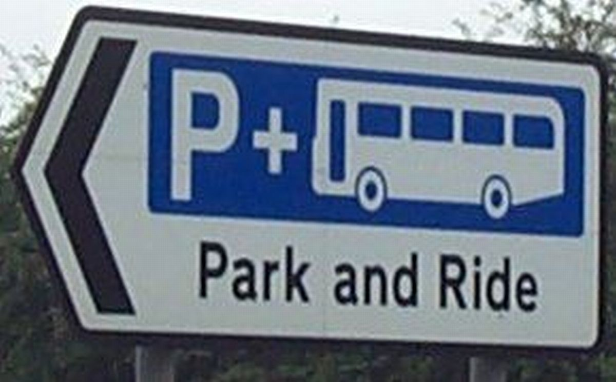 Park and ride is being scrapped in Worcester this September
