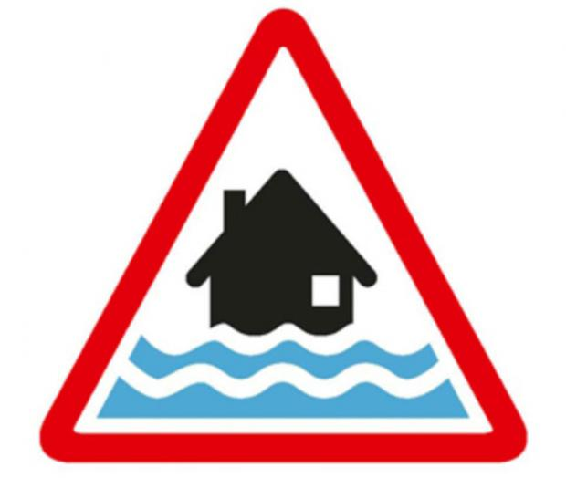 Flood warnings remain in place