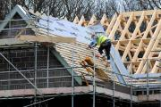 Build away: more homes could be on the cards under a pledge to get 200,000 starter homes up by 2020 across the UK