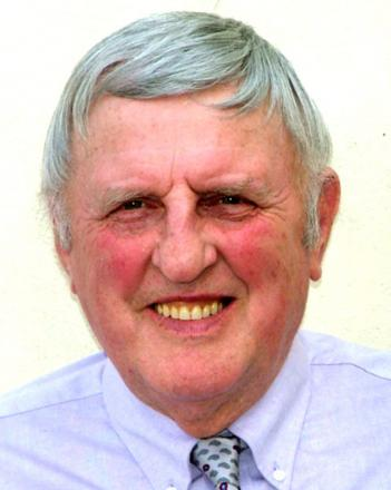 West Mercia PCC Bill Longmore