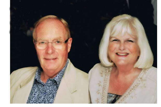 Stuart and Judy Megarry