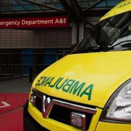 Weekend was not record-breaking for ambulance service