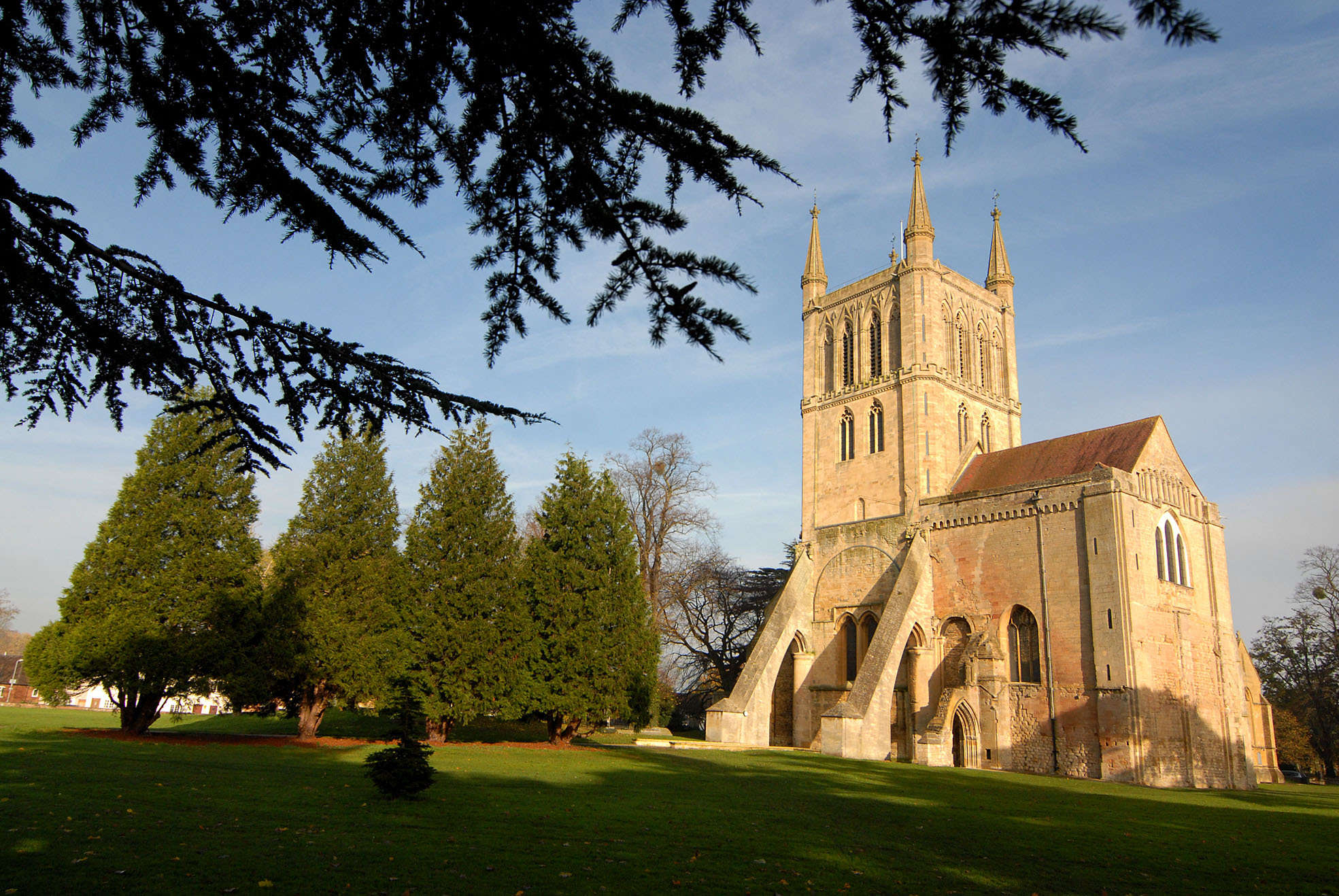 CONCERT: Pershore Abbey is holding a concert to celebrate West Mercia Police Band's anniversary