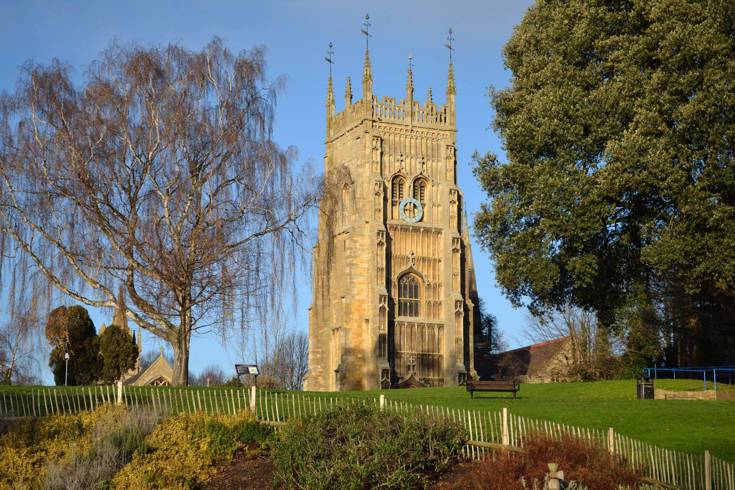 Bell Tower gets further boost from Evesham Town Council