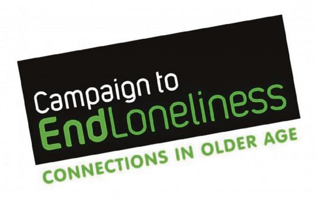 Evesham Journal: Cost of loneliness on older people revealed