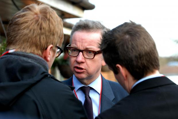 BLANK: Gove failed to find or make public answers