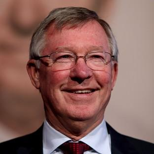 Evesham Journal: Sir Alex Ferguson credits a strict teacher for driving him to success.