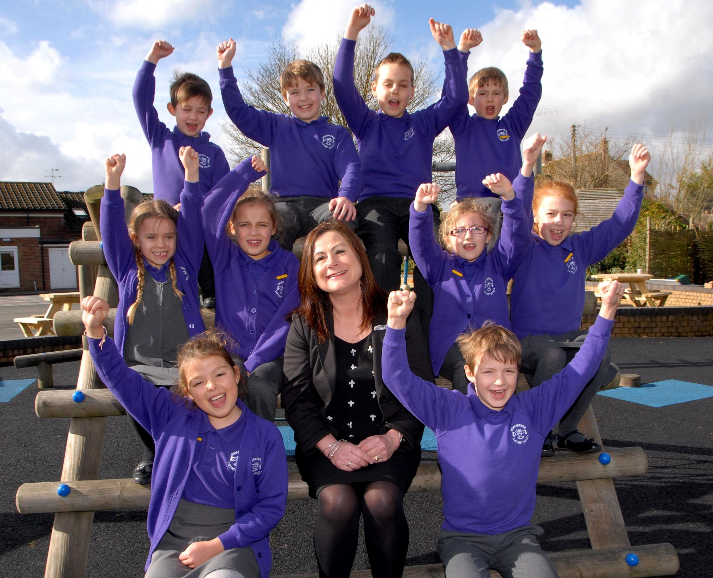 Sedgeberrow school excels at Ofsted inspection