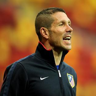 Evesham Journal: Boss Diego Simeone knows Atletico Madrid will have to face a tough opponent in the Champions League quarter-finals