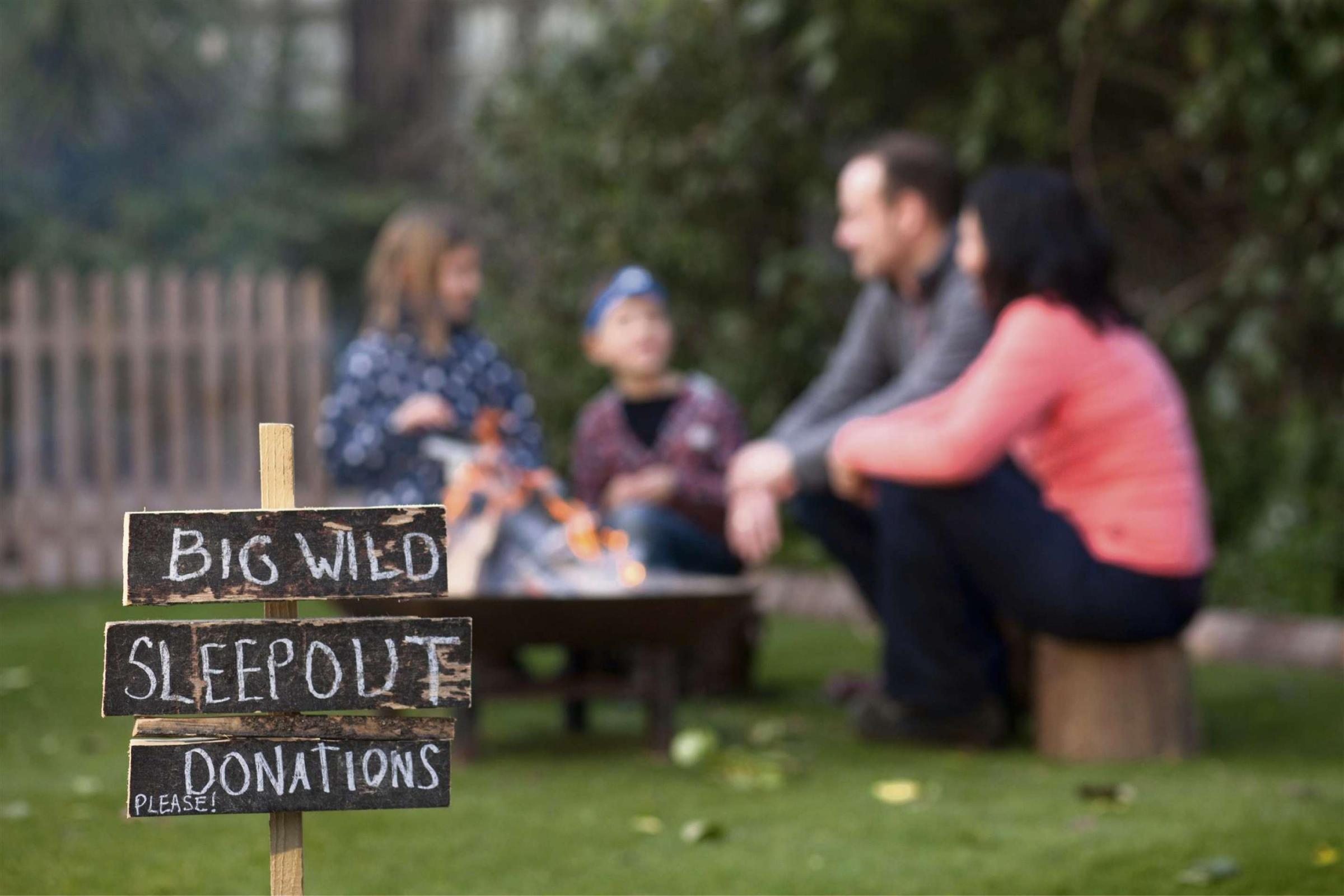 Carry on camping - and raise funds for the RSPB