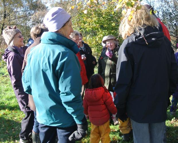 Evesham Journal: Last year's fungi foray proved a popular event.