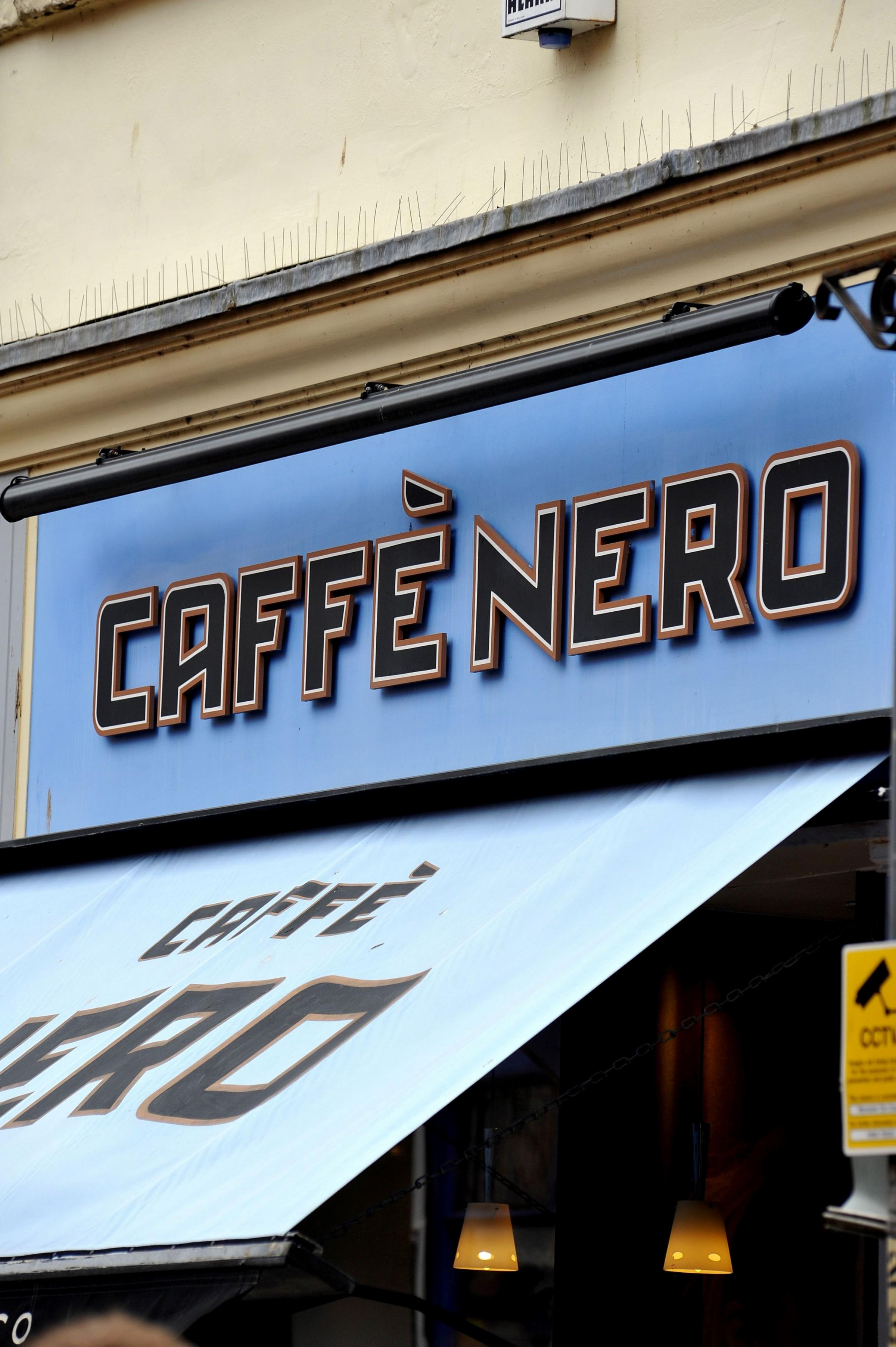 Claims made Caffe Nero 'hasn't paid a penny in corporation tax'