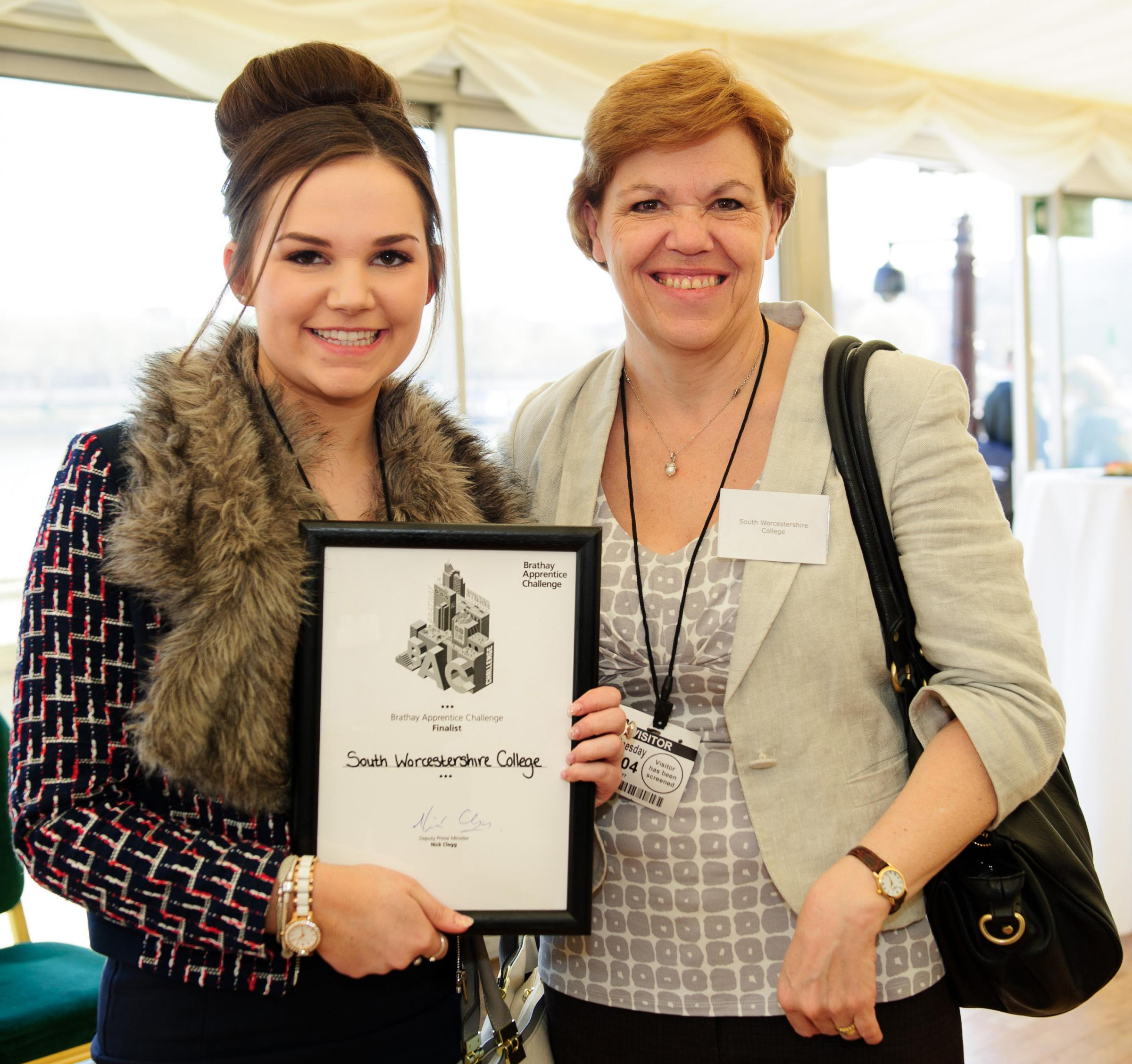 Brathay Apprentice Challenge 2014 finalists announced at an ev