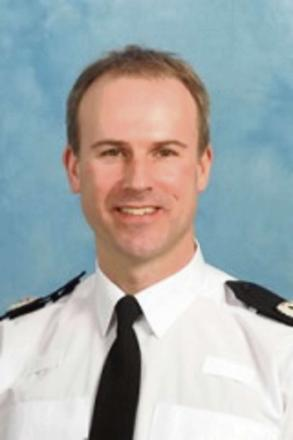 New West Mercia Police Deputy Chief Constable Anthony Bangham
