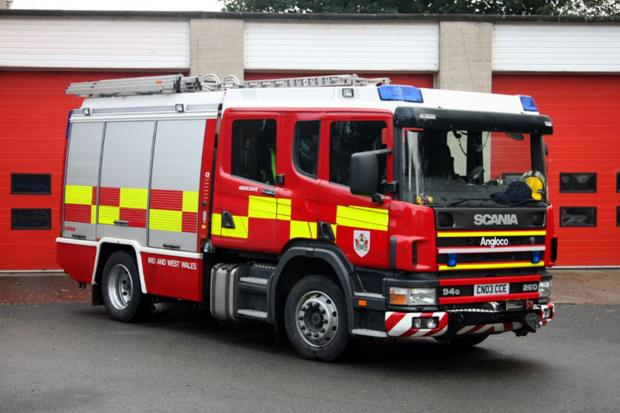 Firefighter strikes loom in public sector pension war