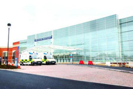 Hospital trust's financial woes continue