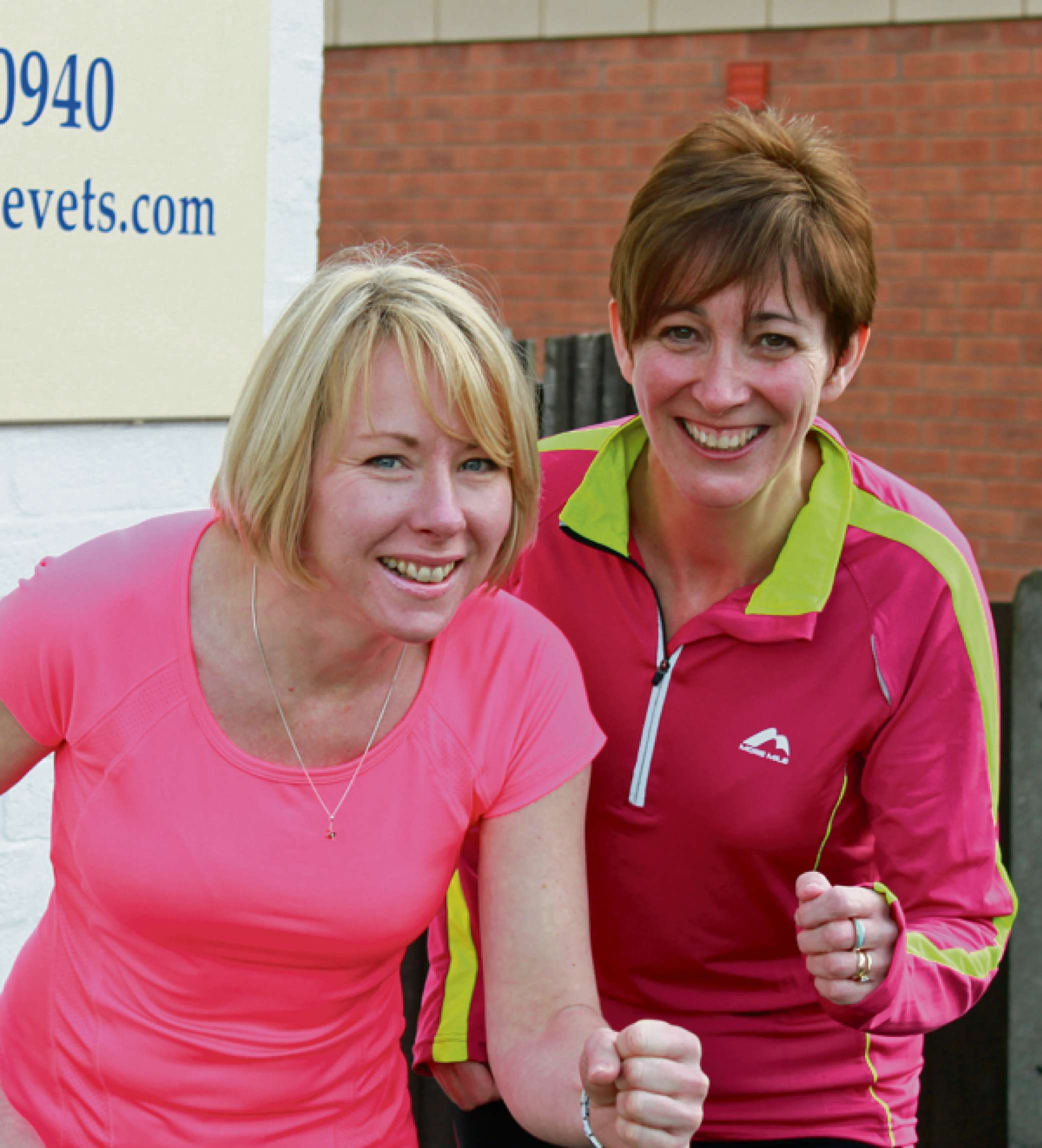 Denise Jackson and Karen Honeywood (s)