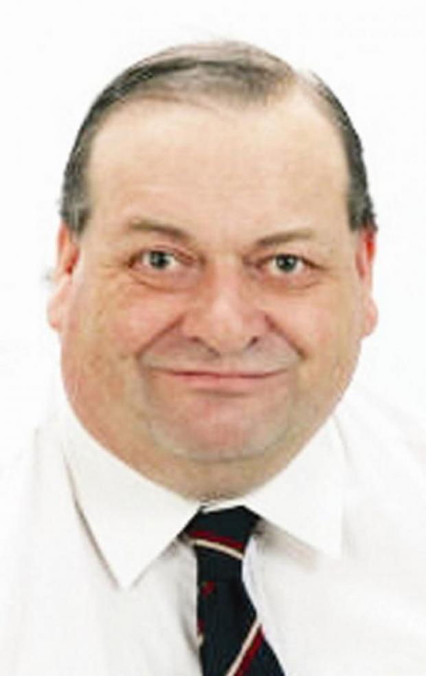 Evesham Journal: Councillor Adrian Hardman, county council leader