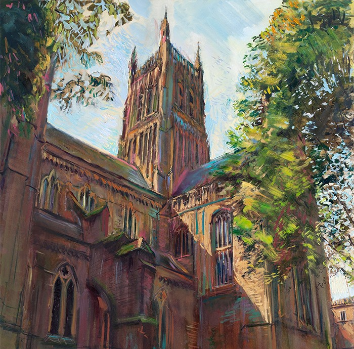Worcester Cathedral to get urgent repairs fund boost