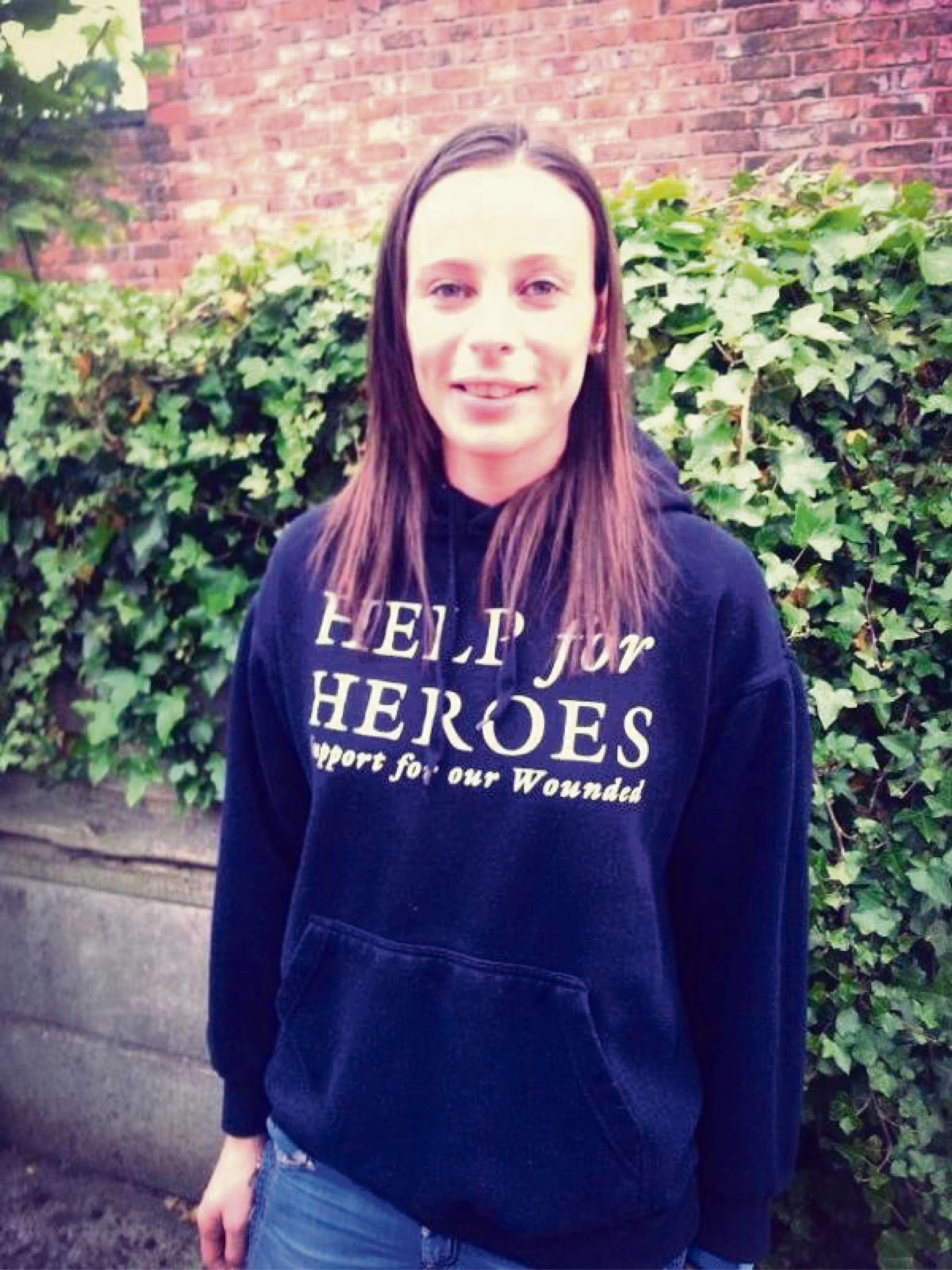 New face for Heroes charity