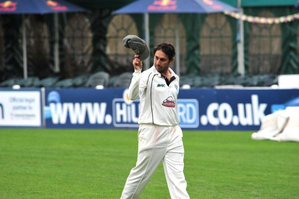Evesham Journal: SAEED AJMAL: In terrific form for Worcestershire.