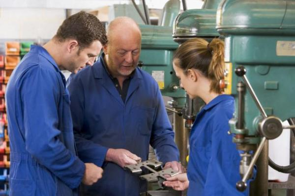 Apprentices: just 23 of them employed by