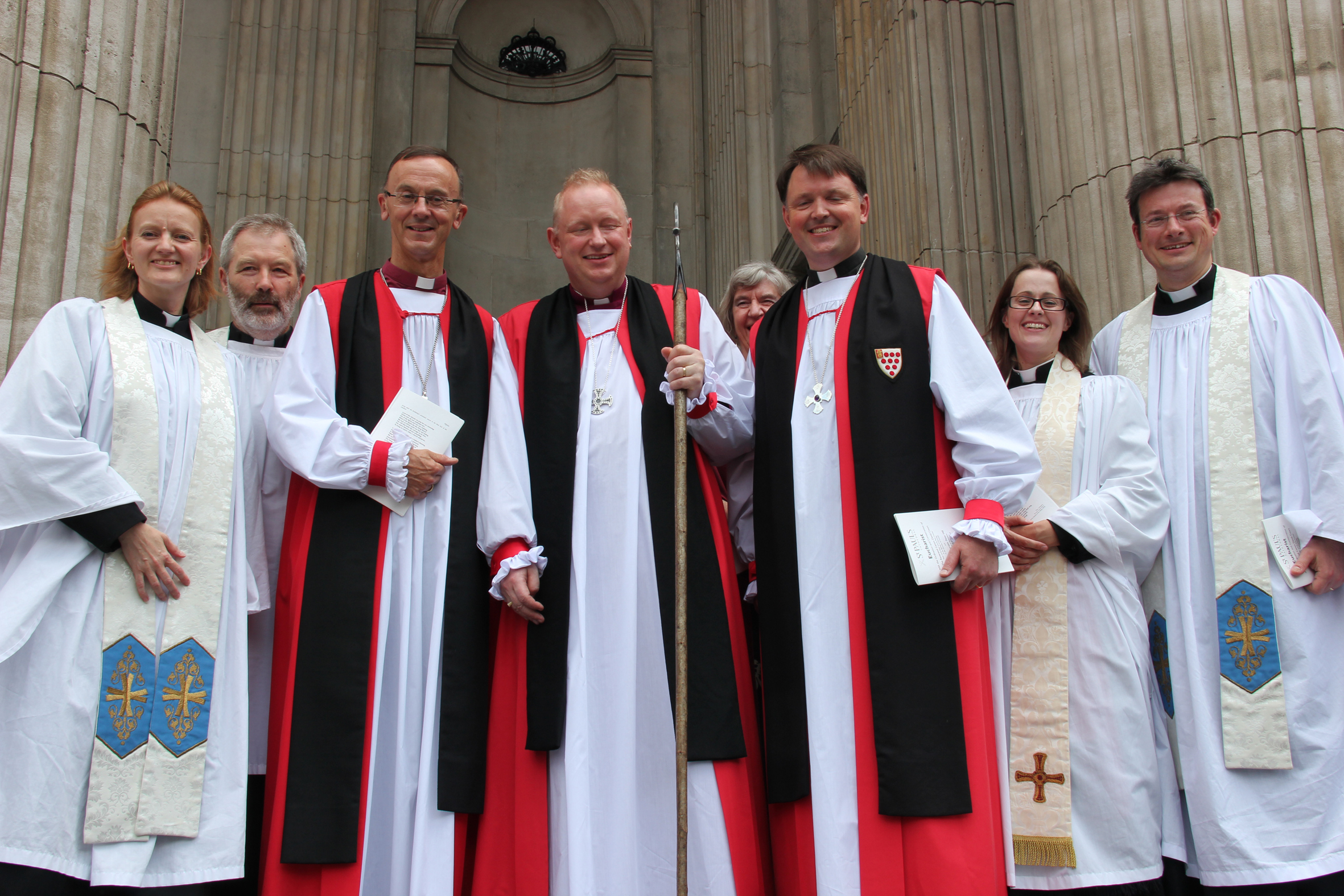 City will remain close to former Archdeacon's heart as he becomes Bishop of Colchester