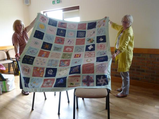 The Friendship Quilt.