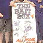 Evesham Journal: FAMILY FIRM: David and Jo Packwood of The Bait Box.