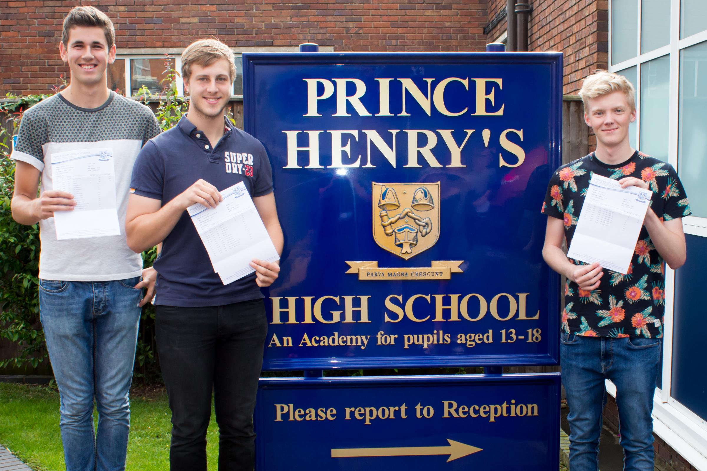 "Students ""over the moon"" with A Level results"