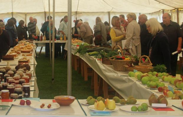The first Bretforton Show last year was a great success.