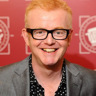 Chris Evans fronted five series of TFI Friday