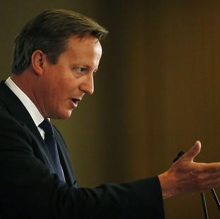 Prime Minister David Cameron will urge fellow European leaders to r