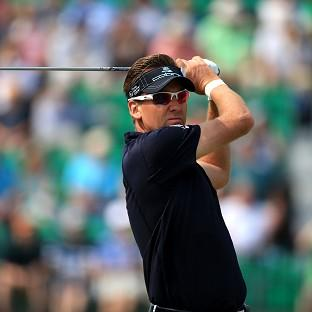 Ian Poulter, pictured, is trying to impress Paul McGinley