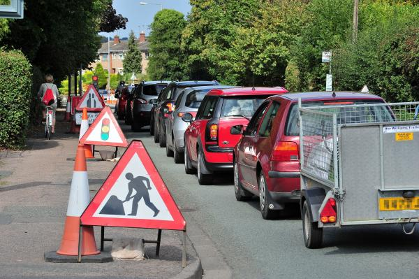 Drivers in Worcester facing seven weeks of gridlock