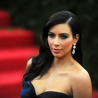 Kim Kardashian picked up the Woman gong at the GQ cerem