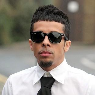 Former N-Dubz singer Dappy has been found guilty of assaulting a m