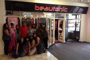 New salon Beautonic has grown from brilliant brow bar