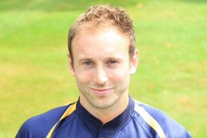 Worcester Warriors' Chris Pennell will be travelling reserve for England in Ireland