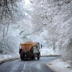 Evesham Journal: The survey also showed that 49% of councils were planning to share salt supplies