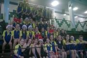 Pershore swim to a third cup