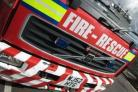Fire crews called to High Street, Droitwich