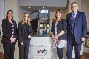 Associate promotions for legal trio at mfg Solicitors