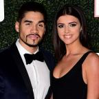 Evesham Journal: Lucy Mecklenburgh responds to split rumours with Louis Smith
