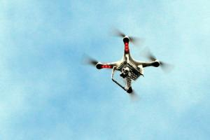 First week on trial: Flying drones help police search for crash victims and suspects