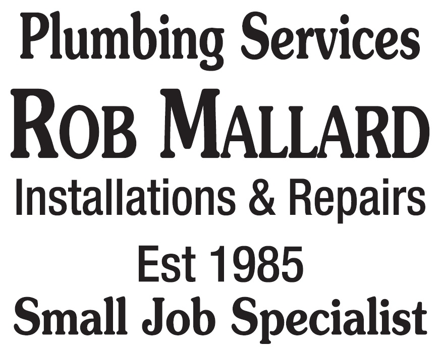 ROB MALLARD - PLUMBING & HEATING