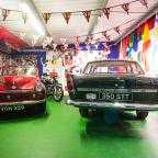 Evesham Journal: Period cars and soccer glory remembered